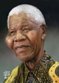 NELSON MANDELA  '_____________________________ Reposted by Dr. Veronica Lee, DNP (Depew/Buffalo, NY, US)
