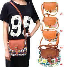 New Fashion Cute Prints Bags Women Canvas Shoulder Bag For Ladies Bag 88 WML99 #Affiliate