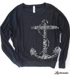 a little anchor obessed