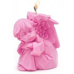 """Molde para hacer figuras """"Angel Celestial"""". Molde de silicona 3D. Ideal para tus detalles de navidad. Disponible en Gran Velada. DIY."""