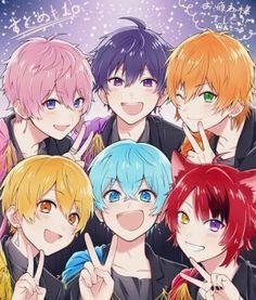 すとぷりギャラリー - Yahoo!検索(画像) Anime Demon Boy, Anime Boy Smile, Cute Anime Boy, Friend Anime, Anime Best Friends, Kawaii Anime, Manga Anime, Anime Art, Anime Boy Sketch