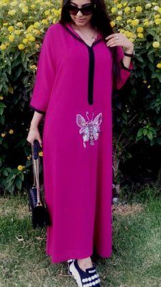 6a1d65db1199 Jabador Marocain, Caftan Marocain, Broderie Haute Couture, Broderie Perlée,  Habit Traditionnel,
