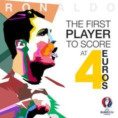 Cristiano Ronaldo - LEGEND #EURO2016