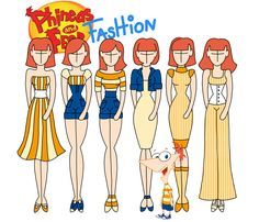 Phineas and Ferb fashion: Phineas