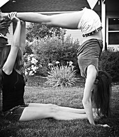gymnasticsfor2people  gymnastics poses for two people