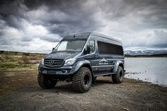 You've probably never seen a Sprinter like this before, but wait until you see the undercarriage...