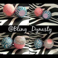 Bling Eos Lip Balm by MsBlingDynasty on Etsy