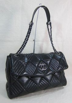 omg yummmmy #quilted #Chanel handbag