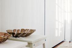 Die blattförmige Metallschale von H&M HOME