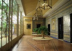 Leyendas de Sevilla: Palacio de la condesa de Lebrija, -II y final.
