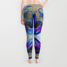 Buy Deluxe Leggings by Aaron Carberry. Worldwide shipping available at Society6.com. Just one of millions of high quality products available.