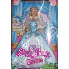 1998 Barbie - Sleeping Beauty # ?