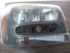 Faro Chevrolet traiblazer año2004 stock 1491 RH PREGUNTA POR LO QUE NECESITES PRESUPUESTO SIN COMPROMISO ESTAMOS A TUS ORDENES ALOS TELEFONOS 18145076 Y 3322228817 GUADALAJARA JALISCO MEXICO