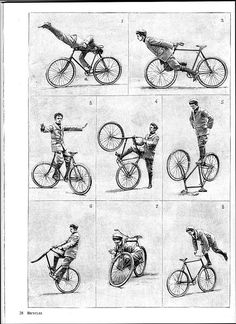 Old school fixed gear. Or early BMX depending on your perspective.