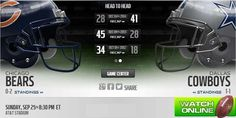 Cowboys vs Bears Live Stream    more :: http://cowboysgametoday.com/cowboys-vs-bears-live-stream/