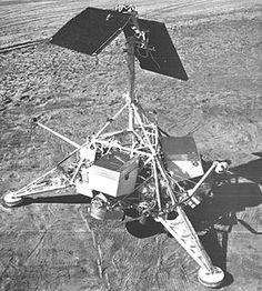 1968 - Surveyor 7, the last of America's unmanned lunar probes, landed on the Moon.