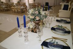 Party Planning, Wedding Decorations, Table Settings, Wedding Decor, Place Settings, Tablescapes