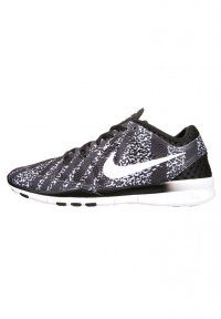 Nike Performance - FREE 5.0 TR FIT 5  - Trainings- / Fitnessschuh - black/white