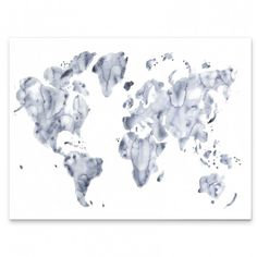 """Blue World"" by Silke Bonde"