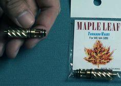 AST: Maple Leaf Tornado Valve Debut