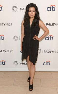 Jadyn Wong attends the 2014 PALEYFEST Fall TV Previews honoring CBS' Scorpion at The Paley Center for Media in Beverly Hills on September 7, 2014. © Kevin Parry for The Paley Center for Media.   http://www.redcarpetreporttv.com/2014/09/10/nerdy-meets-glam-and-the-g-man-with-cbs-new-series-scorpion-honored-at-paleyfests-fall-tv-preview-paleyfest-scorpion-cbs-video/