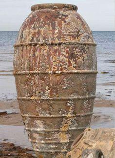 Atlantis Large Kos Jar