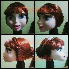#Anna #Frozen #Fever #UmaFebreCongelante indo embora pra Italia.  Peça seu orçamento através de nossas redes sociais: VIA IN BOX  www.facebook.com/MDTeStudio  MDTeStudio@gmail.com  Twitter @MdteStudio  Whatsapp (11)9-8636-5762  #Mask #Mascara #mascot #Mascota #Mascote #Latex #Borracha #bonecos #personagensvivos #bonecosvivos #MascotesEBonecos #BonecosEmascotes #Cover #elza #Olaf #Disney #PersonagemVivo #BonecoVivo #Poliuretano #polyurethanefoam