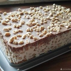 New Easy Cake : Kinder Country, Fall Desserts, Delicious Desserts, Yummy Food, Sweet Recipes, Cake Recipes, Dessert Recipes, Food Cakes, Easy Smoothie Recipes, Polish Recipes