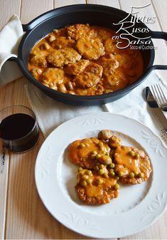 Pork Recipes, Real Food Recipes, Cooking Recipes, Yummy Food, China Food, Deli Food, Smoked Pork, Ground Beef, Tapas