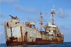 Thêm tàu Hải giám Trung Quốc xuất hiện ở Bãi Cỏ Mây - http://thicongdien.biz/?p=259