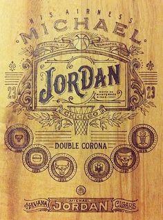MJ 50th Cigars by Matthew Tapia
