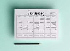 Never run out of Social Media or blog post ideas ever again! The ULTIMATE calendar with every day & monthly theme you can think of! Free Printable + Digital versions.
