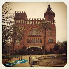 Castell Dels Tres Dragons #barcelona #spain