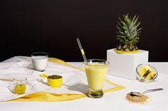 Smoothie Recipe Morning Energy Breakfast