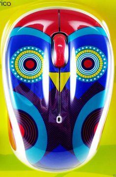 Logitech Olivia Owl Wireless Mouse Laptop Travel M325c 18mo Battery Life New #Logitech