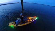 Extreme Kayak LED Lighting Kit   Kayak LED Applications