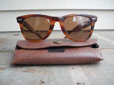2c1ebf2cfd Vintage Ray Ban Wayfarer frames