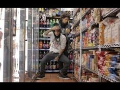 Les Twins in Treasure Island FULL CUT California | YAK FILMS x VIRAMAINA MUSIC