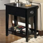 Found it at Wayfair - American Federal Chairside Table