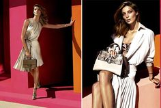 Salvatore Ferragamo Spring/Summer 2014 Campaign  #fashion