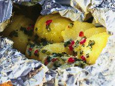 Potatispaket Receptbild - Allt om Mat