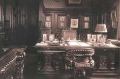 https://flic.kr/p/pspxsf | STUDIO OF EMPEROR NICHOLAS II IN LOWER DACHA, PETERHOFF