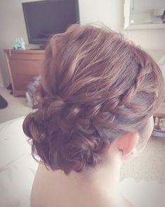 Female Friends, Wedding Hairstyles, Hair Makeup, Long Hair Styles, Beauty, Long Hairstyle, Wedding Hair, Party Hairstyles, Wedding Hair Down