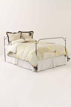 Love Letters Duvet Cover - by Ruffian anthropologie.com #Anthropologie #LoveLetters