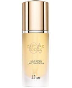 Dior Capture Totale Haute Nutrition Oil-Serum, 30 ml