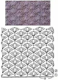 Watch This Video Beauteous Finished Make Crochet Look Like Knitting (the Waistcoat Stitch) Ideas. Amazing Make Crochet Look Like Knitting (the Waistcoat Stitch) Ideas. Hexagon Crochet Pattern, Crochet Flower Patterns, Crochet Diagram, Crochet Designs, Crochet Flowers, Diy Crafts Knitting, Diy Crafts Crochet, Crochet Projects, Crochet Stitches Chart