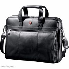 NEW! Wenger® Leather 15