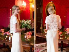 The new 2017 collection by Halfpenny London - presented at The Ritz, in association with Brides Magazine.