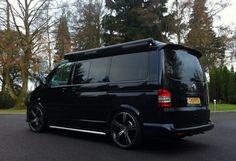 with Lenso Opera rims Vw T5, Volkswagen, Vw Transporter Conversions, Car Wrap, Campervan, Audi, Exterior, Vw Vans, Vehicles