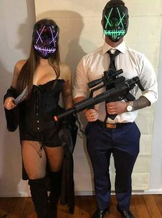25 Genius Couples Halloween Costumes